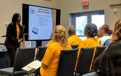 Volunteer and Leadership Training Conference