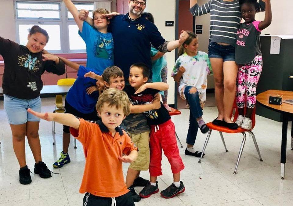 Dove Bible Club adds 33rd Brevard School